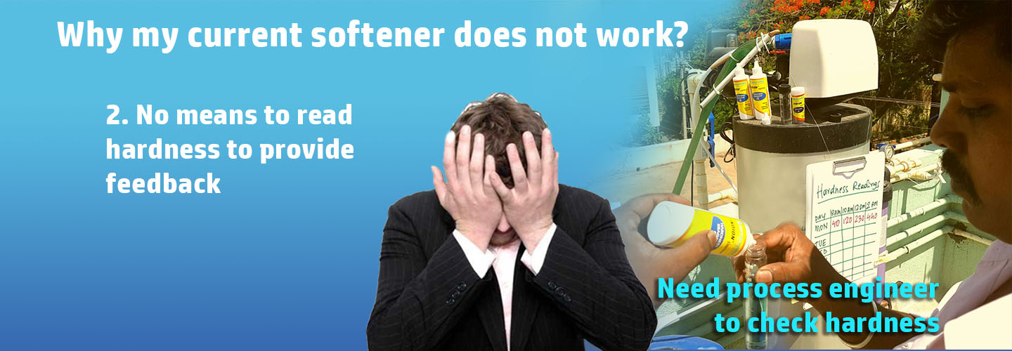domestic water softener is not working hard water stain remover products.